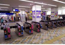 綱島駅集合場所