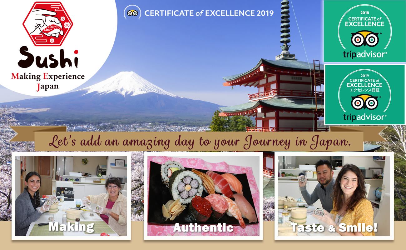 Sushi Making Experience Japan Lesson Workshop Chef devaux welcomes you to sushi university. sushi making com